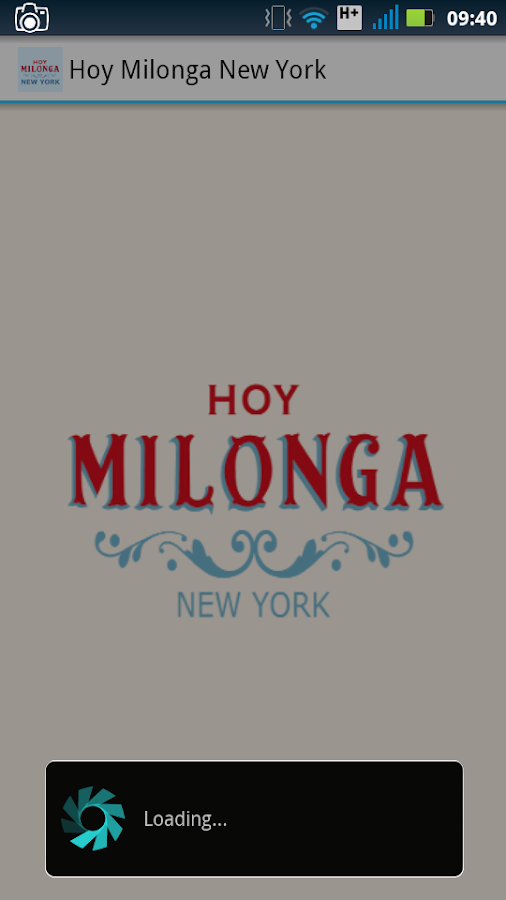Hoy Milonga New York- screenshot