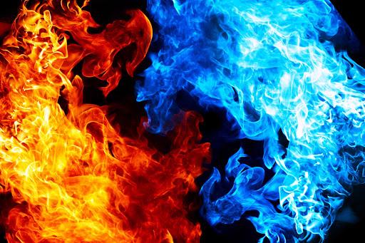 Тема Xperia™ - Fire