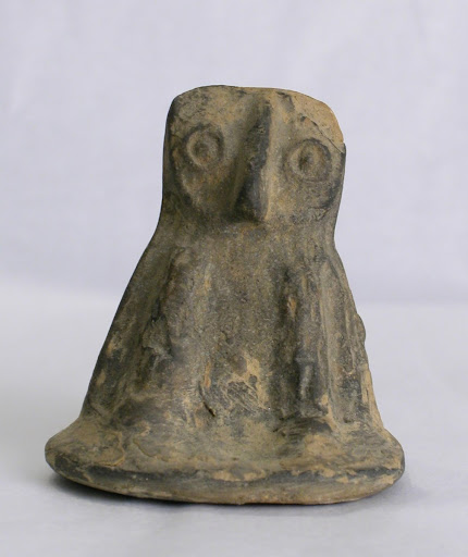 Figure of am owl