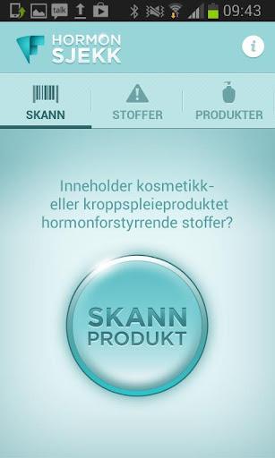 Forbrukerrådet Hormonsjekk