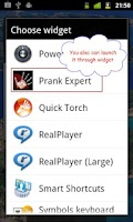Screenshot of Prank Expert -- Angry Ghost