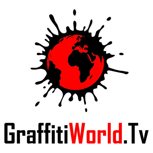 GraffitiWorld LOGO-APP點子