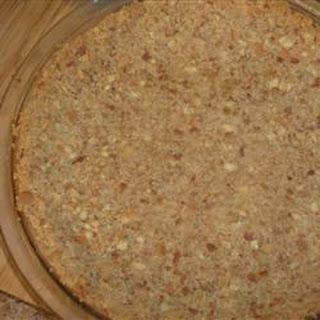 Vanilla Wafer Crust