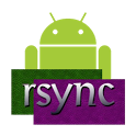 rsync backup for Android icon