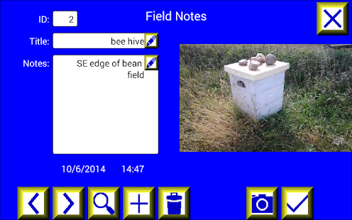 Field Notes- screenshot thumbnail