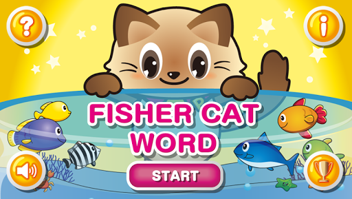 Fisher Cat Word - Educational