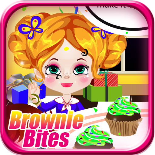 Birthday Brownie Bites Cooking LOGO-APP點子