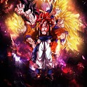 Son Goku Live Wallpaper icon
