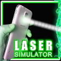 Puntatore Laser Simulatore icon