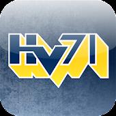 HV71 Rinkside