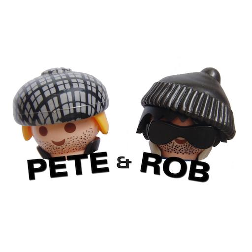 Pete & Rob - Playmobil® 3161