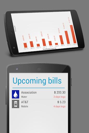 Home Budget Manager Lite Screenshot