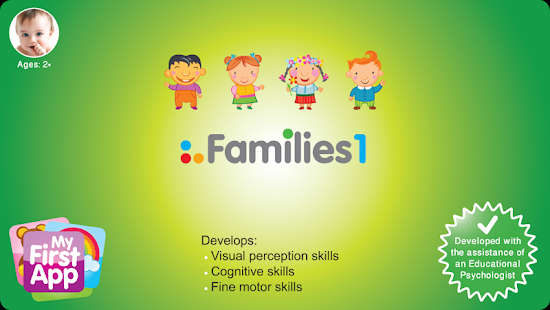 Families 1- screenshot thumbnail