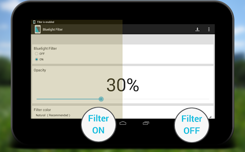 Bluelight Filter for Eye Care v1.924