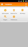 Screenshot of Schedalls