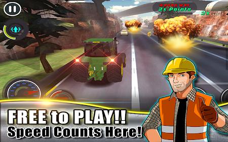 Big Truck Driving 3D Free Game 1.9 screenshot 96132