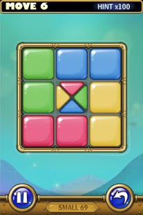 Shift It - Sliding Puzzle Screenshot 1
