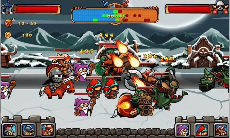 Dragon Kingdom - screenshot