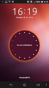 Ubuntu Theme - Go Locker