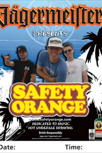 Safety Orange - screenshot thumbnail