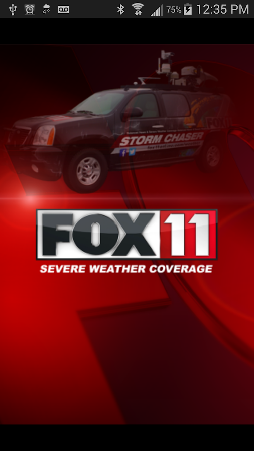 FOX 11 Weather- screenshot