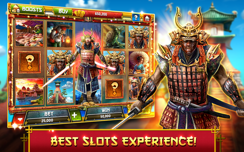 Casino samurai