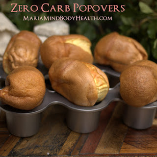 Protein Popovers.