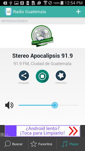 Radios de Guatemala