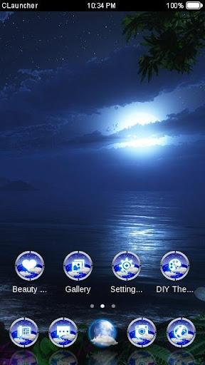 """【免費個人化App】""""夜空宁静"""