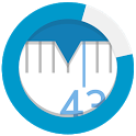 MyFitness BMI Calculator IIFYM icon