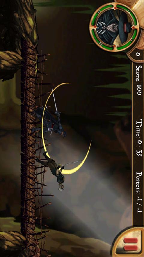 Zorro: Shadow of Vengeance - screenshot