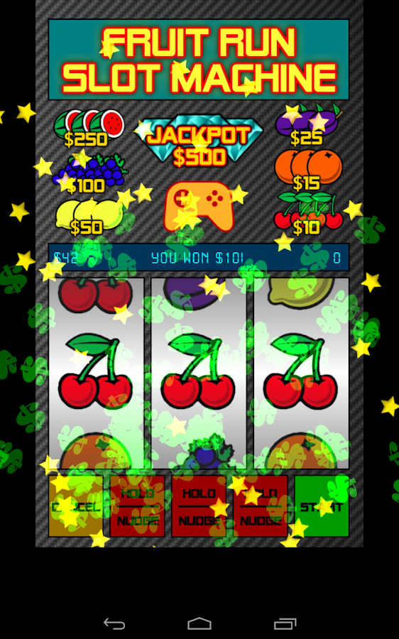 Fruit Run FREE Slot Machine- screenshot