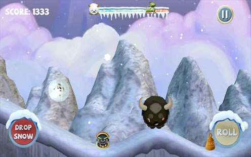 Angry Yeti - screenshot thumbnail