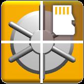 Data Safe SD Card Plug-in