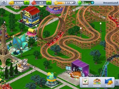 RollerCoaster Tycoon® 4 Mobile Screenshot 2