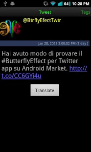 #butterflyEffect - screenshot thumbnail