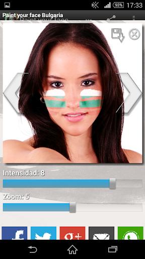 Paint your face Bulgaria