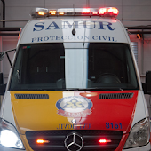 Sirenas Ambulancia Samur PRO