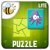 Kids Shape Puzzle Game Lite