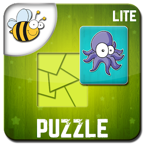 Kids Shape Puzzle Game Lite for PC and MAC