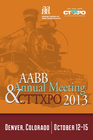 AABB Meeting CTTXPO 2013