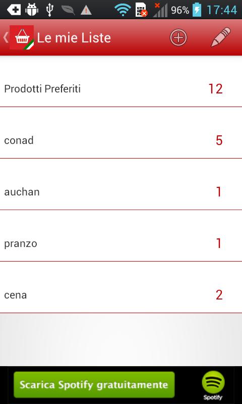 La Spesa Semplice - screenshot