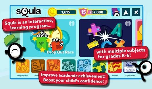 Squla for Grades 2-6 - screenshot thumbnail