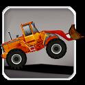 Bulldozer mania icon
