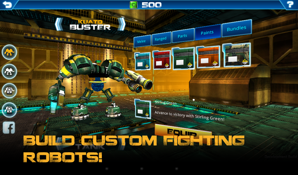 Hakitzu Elite: Robot Hackers - screenshot