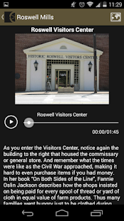 Roswell Mills & Civil War Tour- screenshot thumbnail