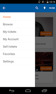 StubHub - Event tickets - screenshot thumbnail