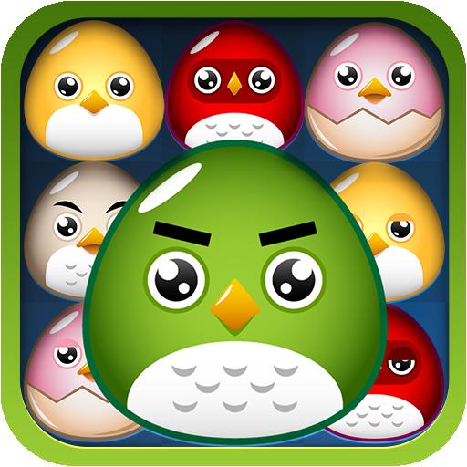 消除泡泡鸟 休閒 App LOGO-APP開箱王