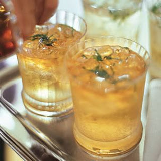 Mint Ginger Ale Recipe