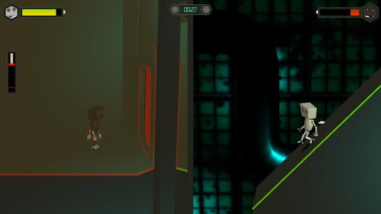 Twin Robots. Screenshot 25